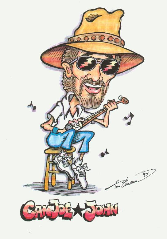 Caricature of CanJoe*John